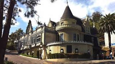 Magic Castle in Hollywood California