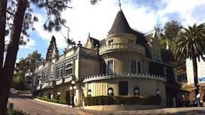 Magic Castle in Hollywood California