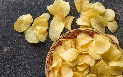 Life Hack: Revive Stale Potato Chips